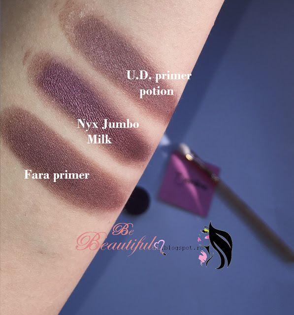 EYEMIMO eyeshadow Plum passion