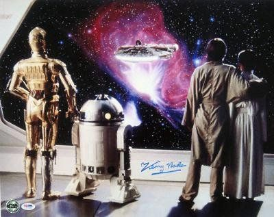 Kenny Baker Signed Star Wars R2d2 16X20 Photo Psa/Dna @ niftywarehouse.com #NiftyWarehouse #Geek #Products #StarWars #Movies #Film