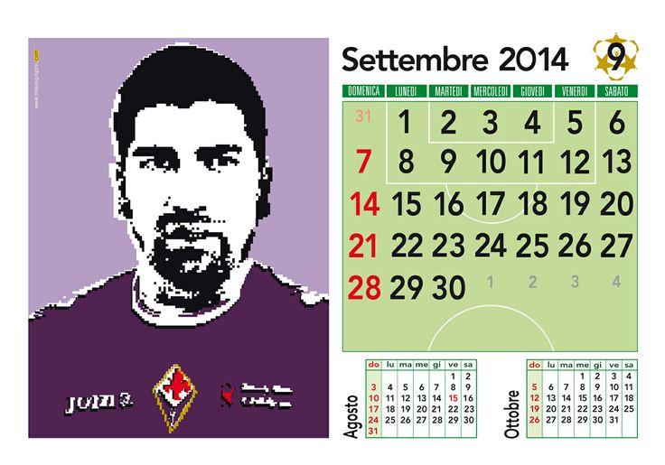 Mese di Settembre David Pizarro