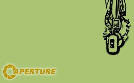 Portal 2 Aperture/GLaDOS