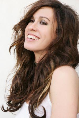 the lovely Alanis Morissette
