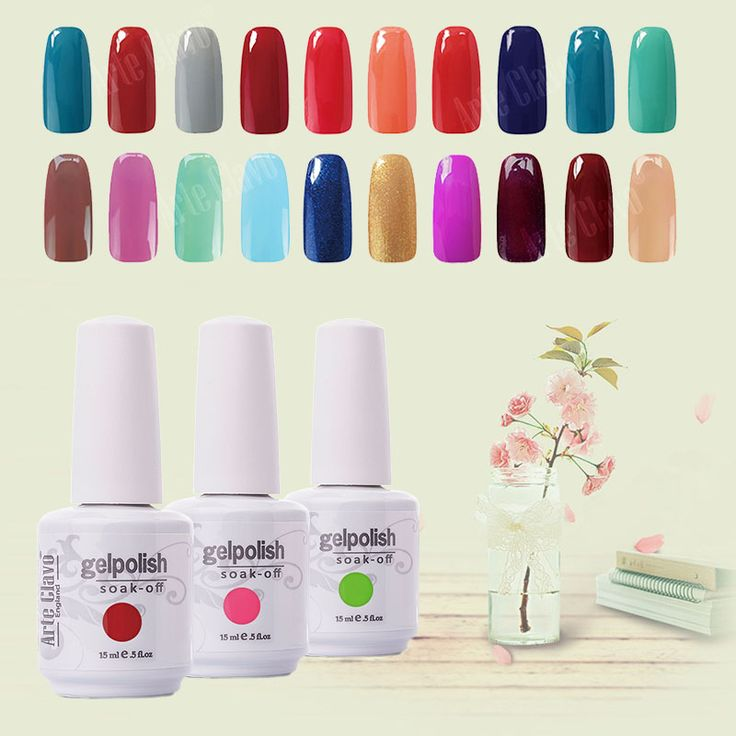 Lowest Price Beautiful 220 Colors Arte Clavo Any 3 Wholesale Nail Supplies Nail Polish Led Color Soak Off #Affiliate