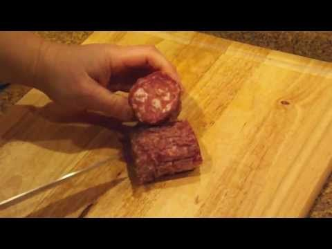 ▶ How to make Salami Soppressata with UMAi Salumi - YouTube