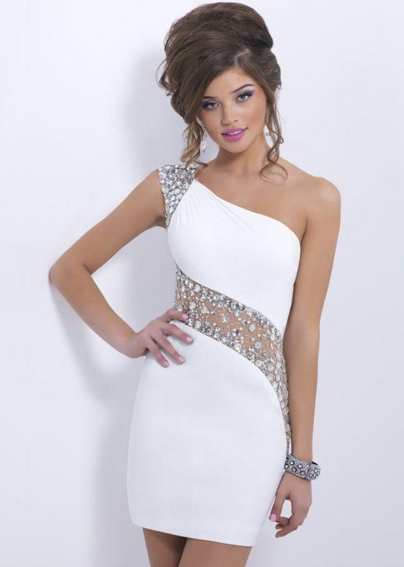 imagenes de vestidos de promocion juveniles
