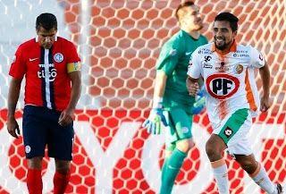Blog Esportivo do Suíço: Cobresal bate o Cerro Porteño e carimba Corinthians nas oitavas da Libertadores
