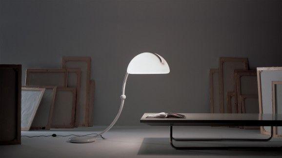 SERPENTE floor lamp by Martinelli Luce