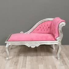 baroque style chaise longue
