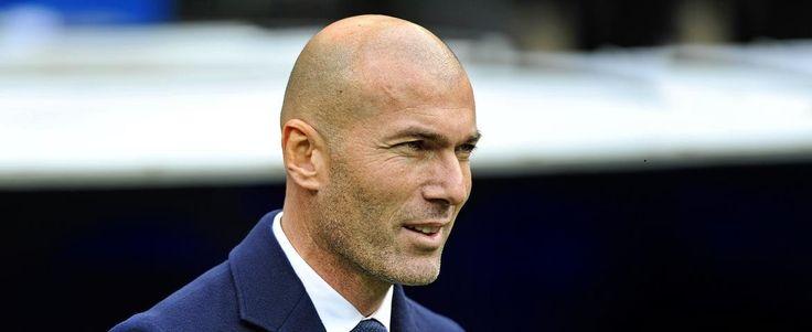 Real Madrid : une conférence de presse de folie pour Zidane