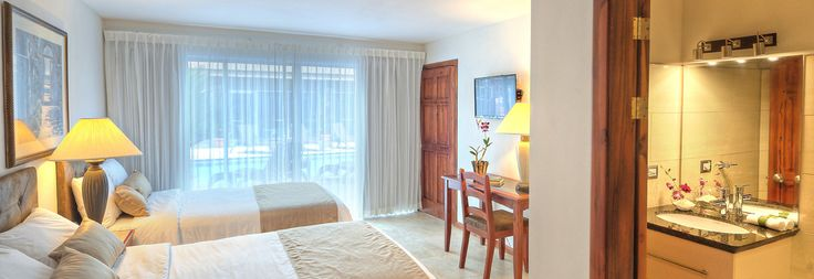 Rooms, Suites, budget hotel Playa Hermosa, Jacó, Costa Rica http://www.hoteltramonto.com/