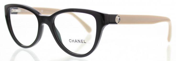 Lunette de vue CHANEL CH3315 1333 femme - prix 215€ - KelOptic