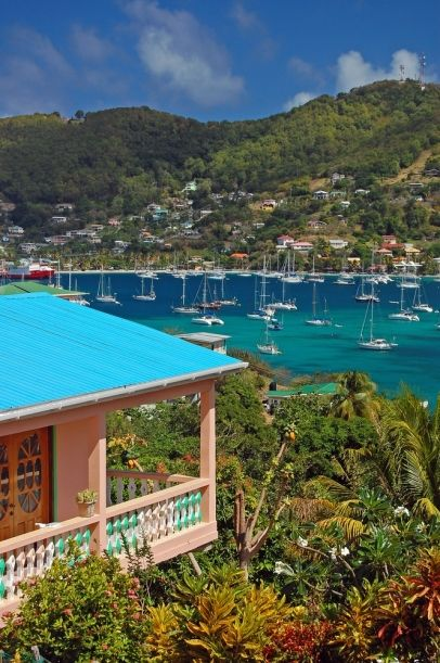 Saint Vincent and the Grenadines - Bequia Island