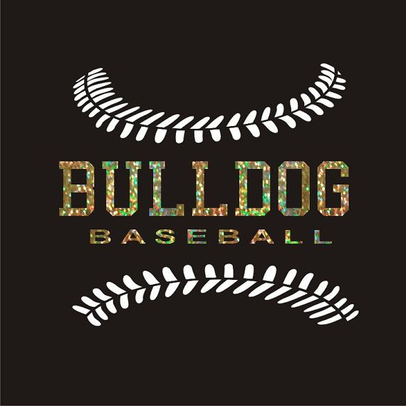 Baseball Stitch Design DIY Iron On Bling Transfer Jersey Shirt Sports  Personalized Fan Wear Spirit Wear Custom Baseball Softball Team