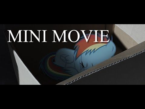 My Little Dashie - The Mini Movie-Oh my god everypony. This was so sad,I was crying as hard as Fluutershy,Twilight and Dashie combined. Oh my god everyone needs to watch it,it's sad but so heart warming.