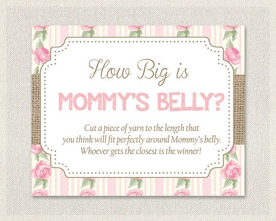 Epic image intended for how big is mommy's belly free printable