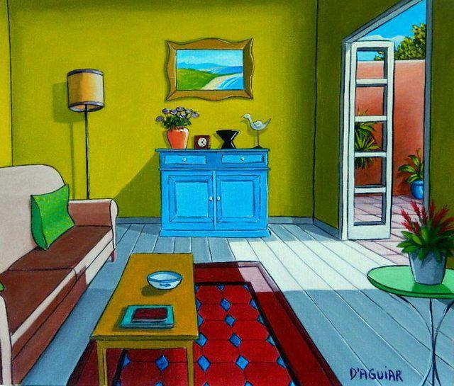 "David D""Aguiar Artist Eumundi, Sunshine Coast | gallery"