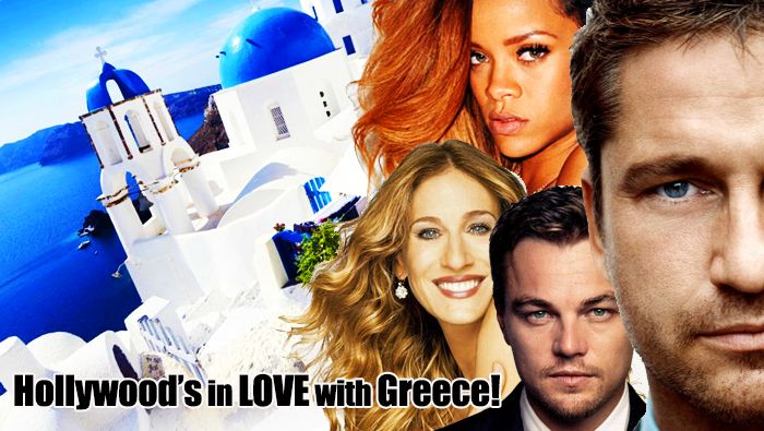 Rihanna, Leonardo Dicaprio, Gerard Butler, Sarah Jessica Parker, Vin Diesel and more reveal their love for Greece 	PDF		Print		E-mail	 Wednesday, 30 April 2014 20:16