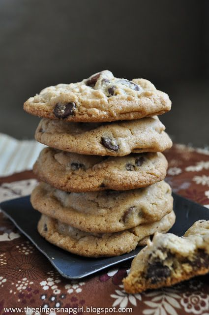 New York Times Chocolate Chip Cookies | Desserts and Sweets | Pintere ...