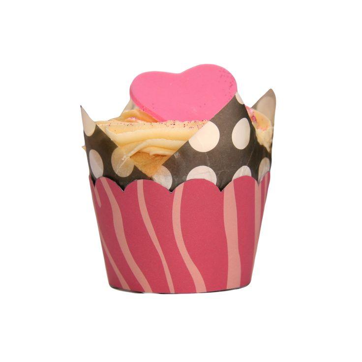 #Khumba- Cute as Cupcake Valentines Day Kiss My Stripes!