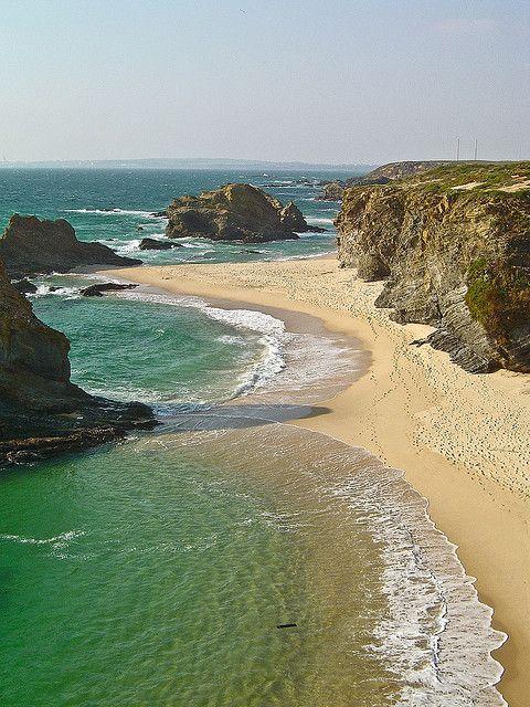 Porto Covo, Samoqueira beach #Portugal