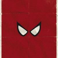 minimalist spider man