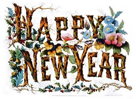 Lillys Lace: Happy New Year to You!