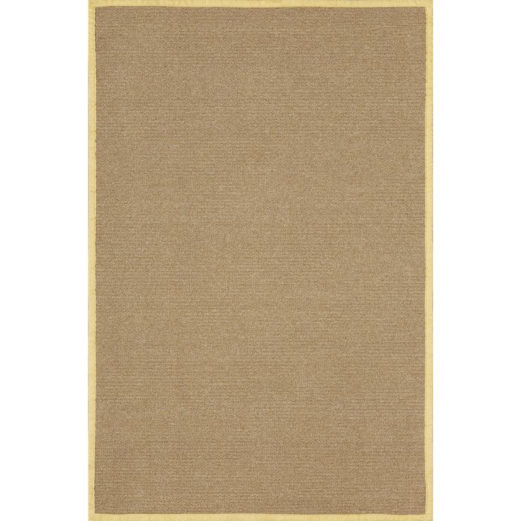 Delight Butter/ Wheat Rectangular Nylon Rug (5u0027 X 7u0027) (Navy/Wheat),  Natural, Size 5u0027 X 7u0027 (Plastic, Border). Nylon RugsOutlet Store ButterNylonsPlastic