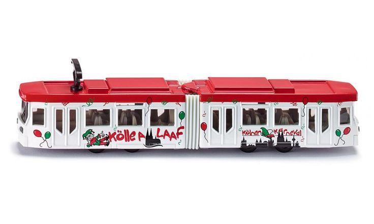 Tram - BUS / RAIL - SIKU SUPER