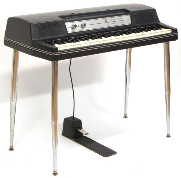 Wurlitzer 200 Electric Piano (1970's)