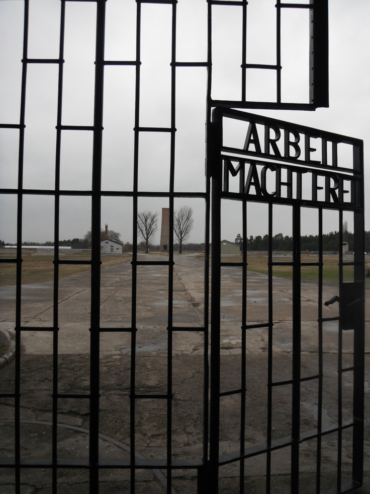 Sachsenhausen Concentration Camp I was here back in the summer of 2007 and this was so sad but so moving