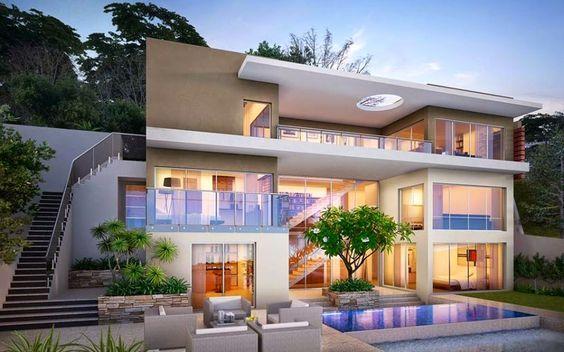 30 fachadas de casas modernas dos sonhos in 2019 dream for 30 fachadas de casas modernas dos sonhos