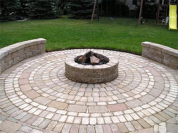 2014 paver patio design patterns