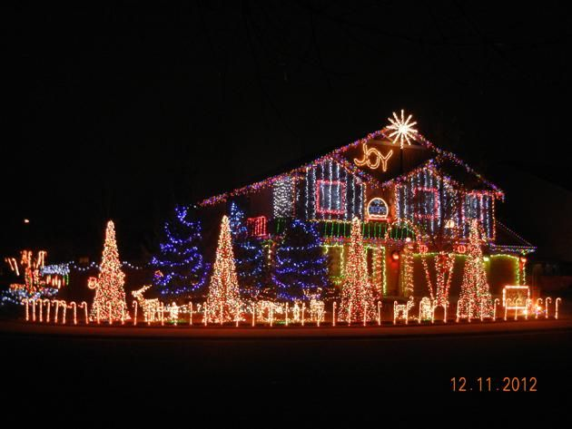 49 best Outrageous outdoor Christmas Lights images on Pinterest ...