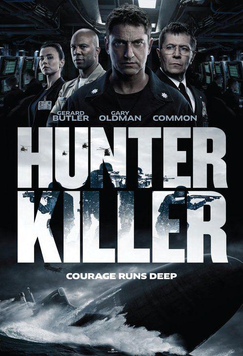 Watch Hunter Killer (2017) Full Movie HD Free Download