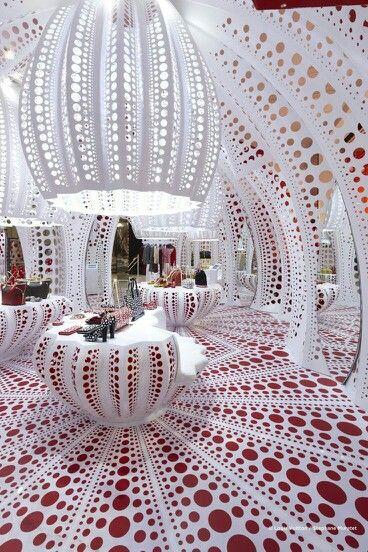 Louis Vuitton @ Selfridges London