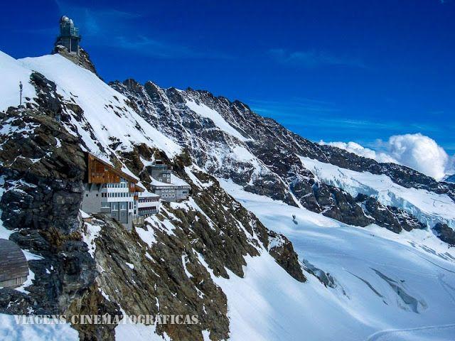Jungfraujoch e os Alpes Suíços