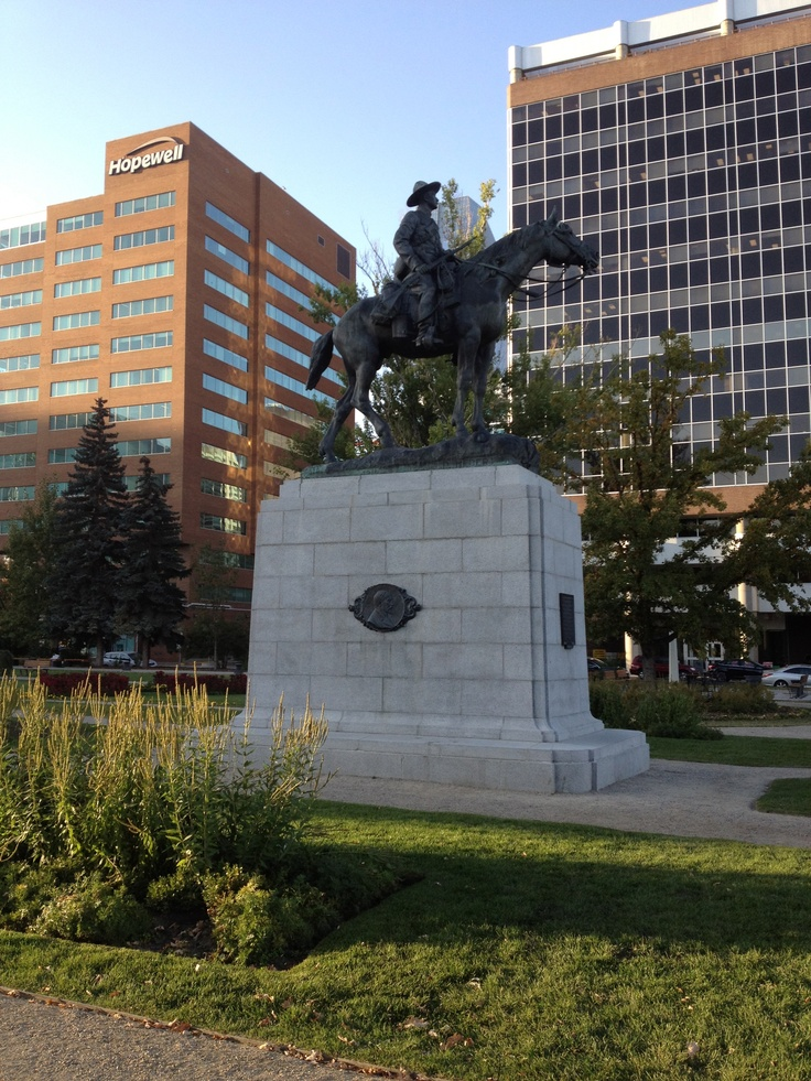 Memorial Park, Calgary, Alberta