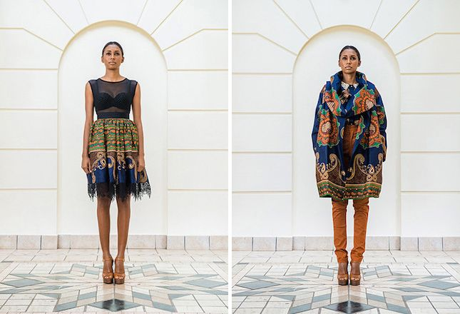 Taibo Bacar #Africanfashion