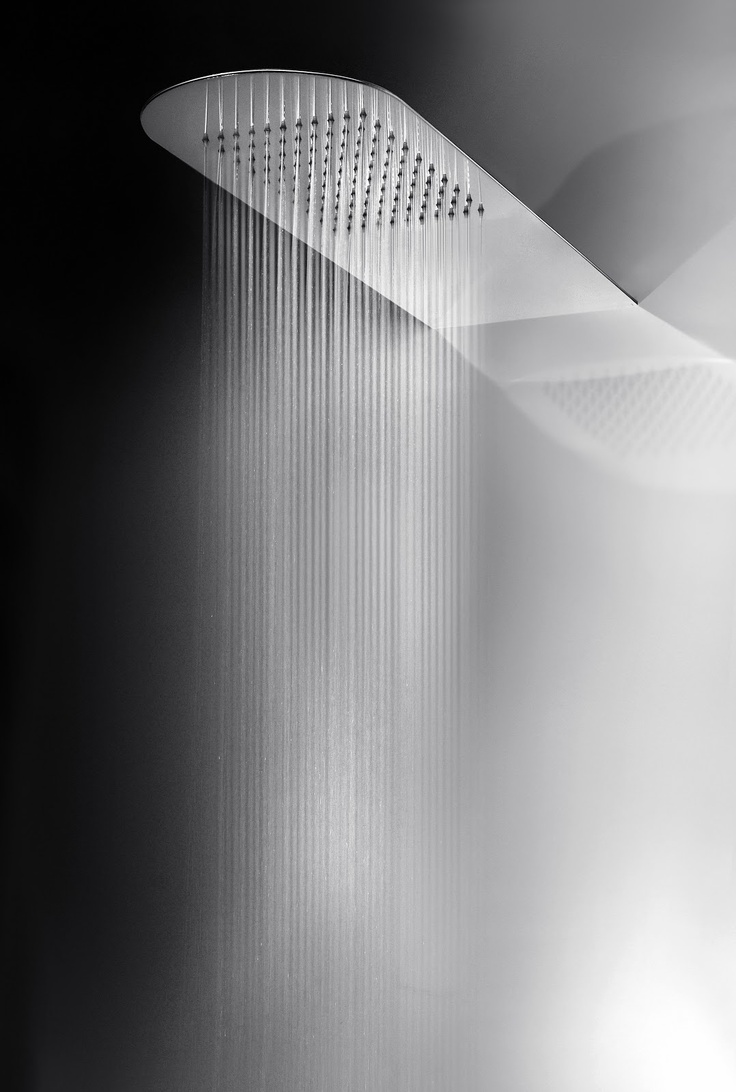 Minosa Design | 3mm Showerheads by Gessi
