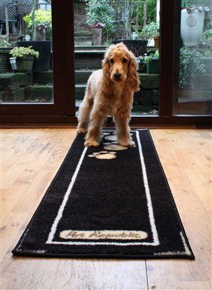 Messy Paws Dog Runner