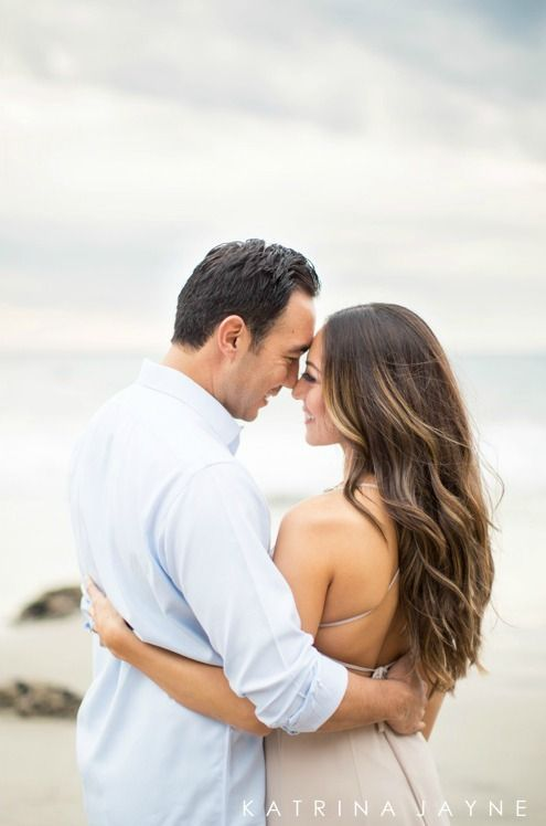 Malibu Engagement Session: Desiree & Mark