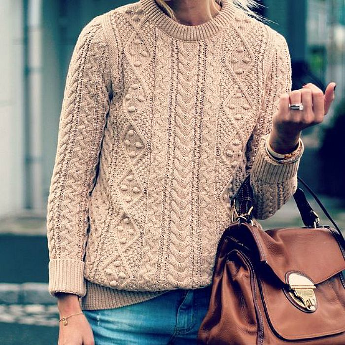 I love summer. But, I'm really looking forward to boots and wooly jumpers!