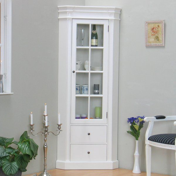 vitrine amaretta eckvitrine vitrine