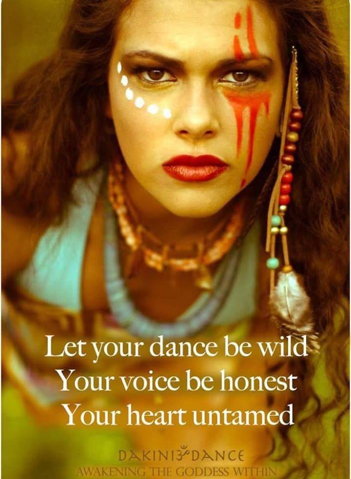 Be Wild! - Be Honest.