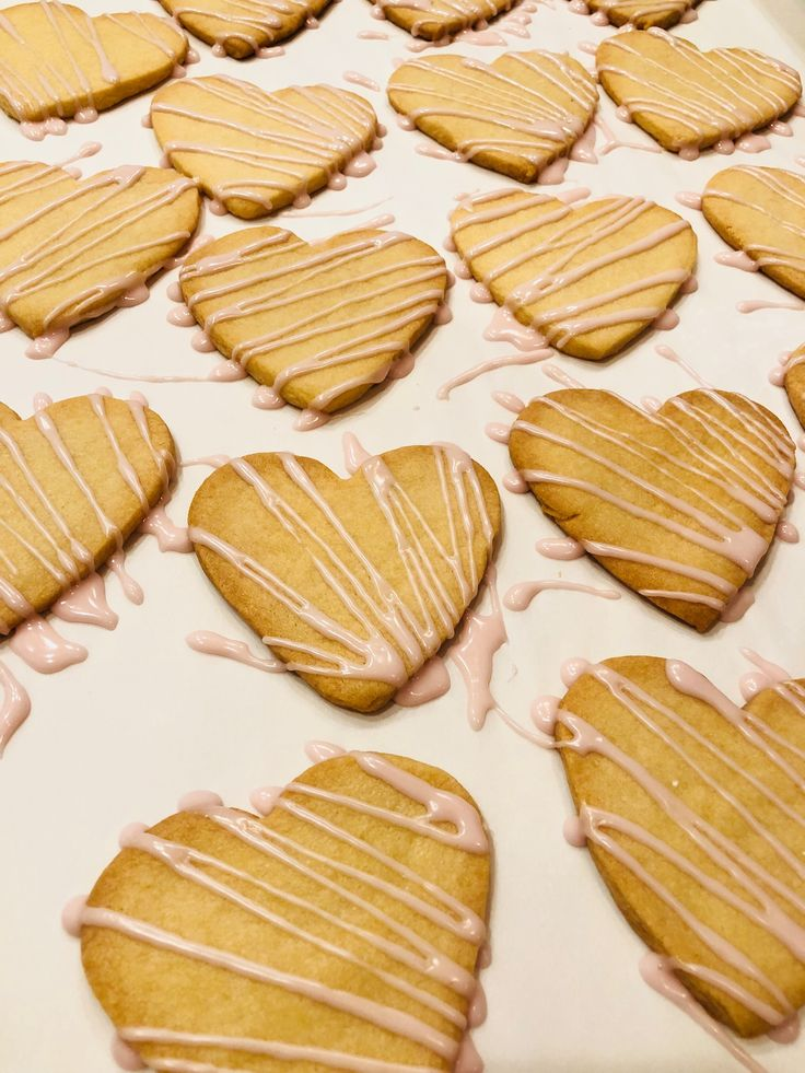Happy Valentines Day from our hearts to yours! #valentinesday #loveislove #loveisintheair #valentines #bakery #baking #cookies #decoratedcookies #cafe #coffeeshop #treats #foodie #instafood #foodporn #comingsoon #southsurrey #WhiteRock
