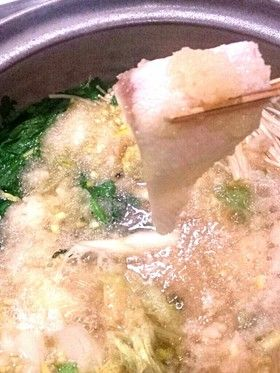 みぞれ鍋でぶりしゃぶ by モンズキッチン [クックパッド] 簡単おいしい ...