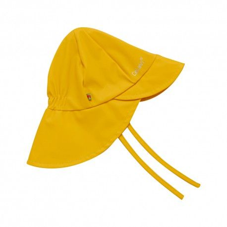 Rain hat, yellow, Celavi