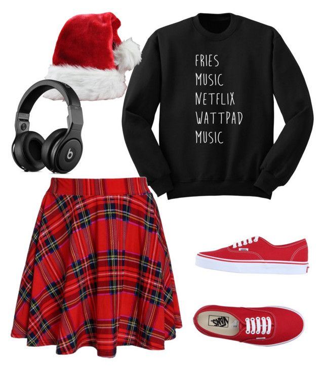 """""""Casual Chill Outfit"""" by lourdes-gio on Polyvore featuring Vans"""