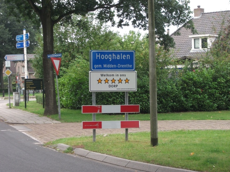 The most beautifull little village in Drenthe