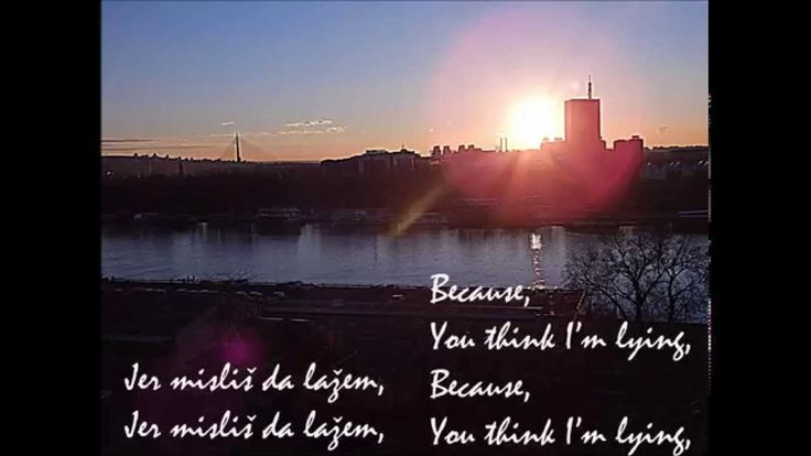 Lyrics of Sebalter's song Hunter of stars (on SRB, CRO, BIH or MNE language)
