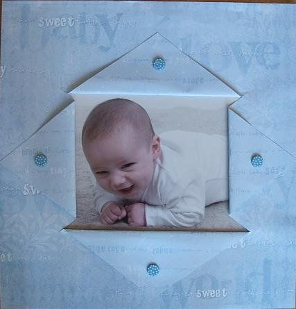 Image detail for -Scrapbook Ideas | Baby Boy Scrapbook Page Layouts